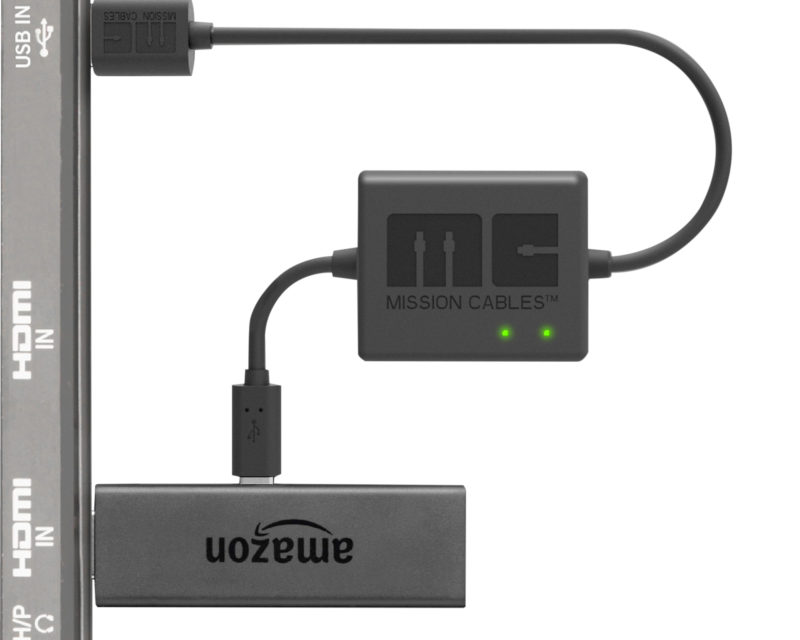 Mission USB Cable for Fire TV