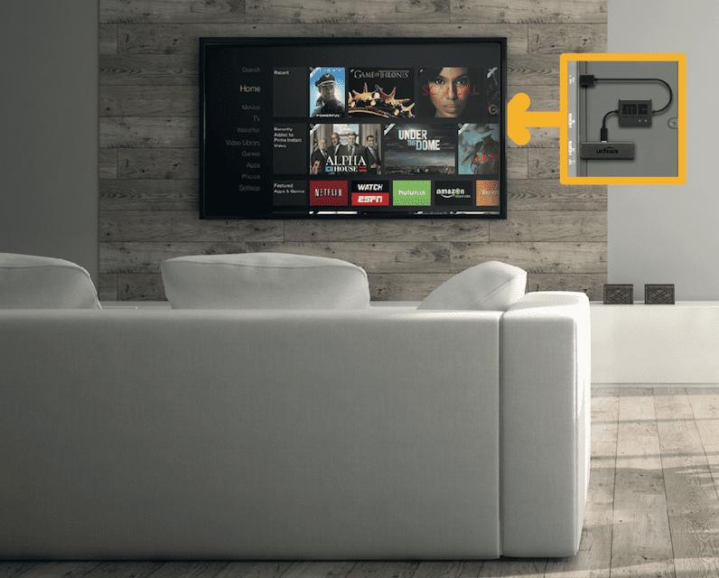 Fire TV Declutter