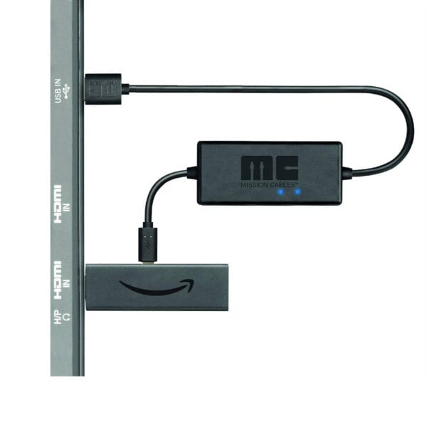Mission USB Power Cable for Amazon Fire TV