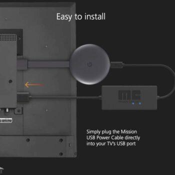 Chromecast easy to install copy