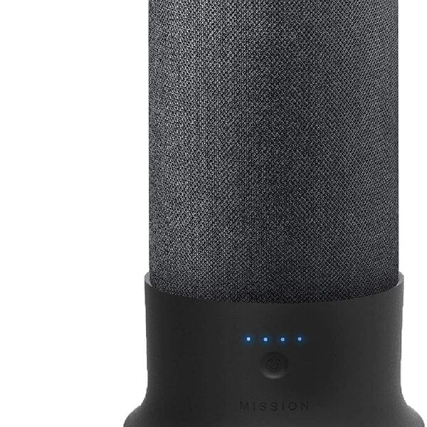 Mission Battery Base for Amazon Echo (3rd Gen)